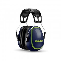 Casque antibruit M5 SNR 34 dB Moldex