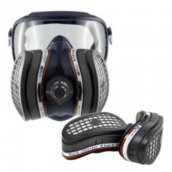 Masque respiratoire ELIPSE INTEGRA + 2 filtres P3 GVS