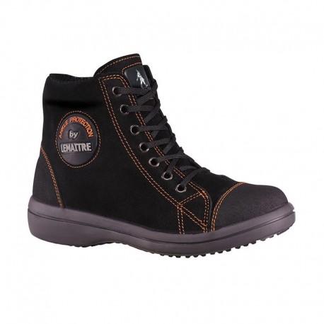 Chaussure de sécurité haute femme VITAMINE S3 SRC Lemaitre