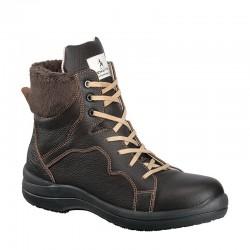 Chaussure de sécurité haute femme BRUNNELLE S3 SRC Lemaitre
