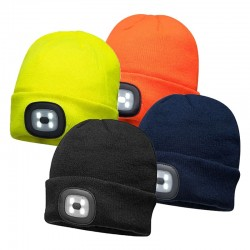 Bonnet led BEANIE B029 Portwest