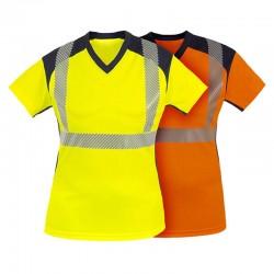 Tee-shirt Haute-visibilité BAHIA T2s