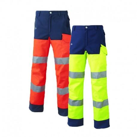 Pantalon haute visibilité LUKLIGHT VERY LIGHT 0464 Molinel