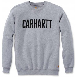 Sweat BLOCK LOGO CREWNECK 103853 Carhartt