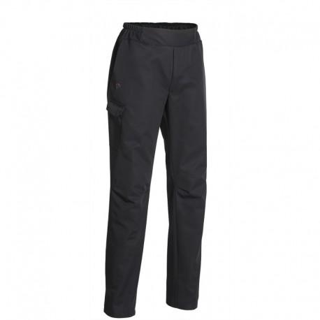 Pantalon de cuisine flex 39 r noir molinel for Pantalon cuisine noir