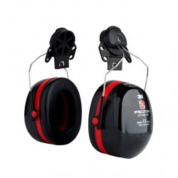 Casque antibruit 3M PELTOR Optime 3 H540P3-413-SV