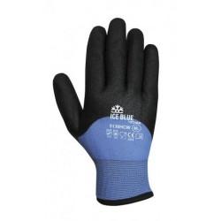 Paire de gant ICE BLUE - JUBA