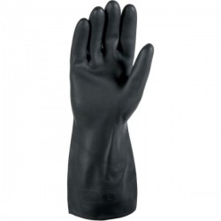 Paire de gant NEOPRENE 5300 floqué coton Eurotechnique