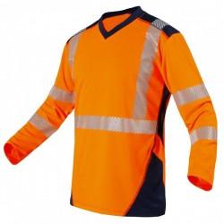 Tee-shirt haute visibilité BALI manches longues T2S