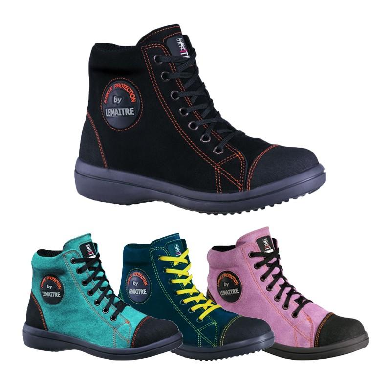 pas cher pour réduction 564e8 d5bab Chaussure de sécurité Femme VITAMINE S2 Lemaitre