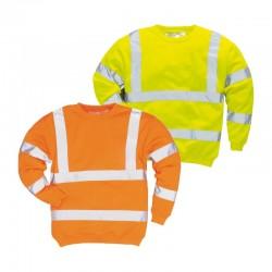 Sweat-shirt haute visibilité - PORTWEST
