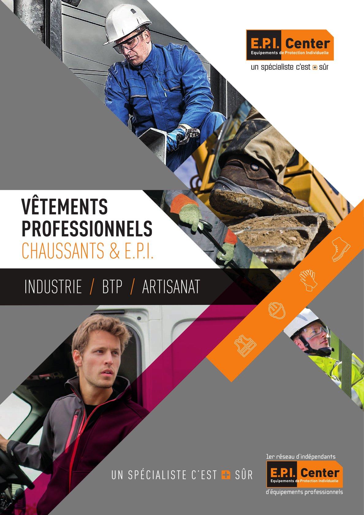 authentique plus grand choix de 2019 magasin discount Nos Catalogues - VBL PRO - Vêtements de Travail - Rhône-Alpes