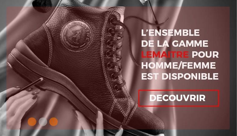 Chaussures LEMAITRE